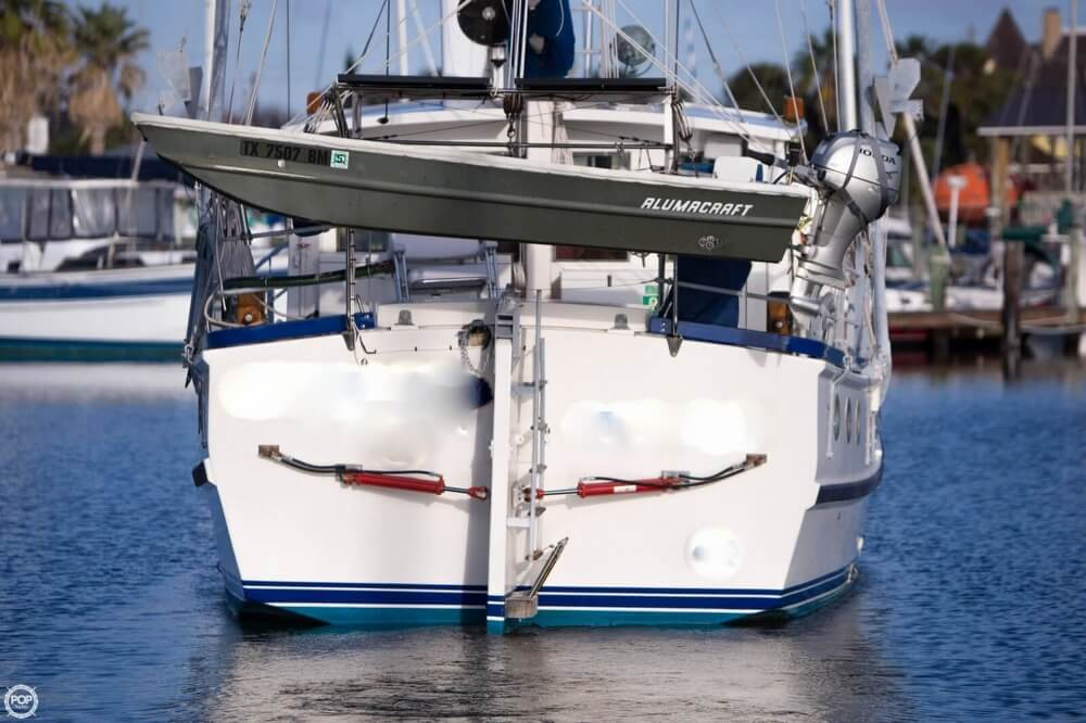 2009 Custom boat for sale, model of the boat is 46 Diesel Duck & Image # 37 of 40