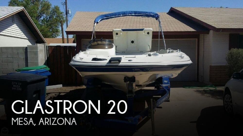 Used Deck Boats For Sale in Arizona by owner | 2006 Glastron 20