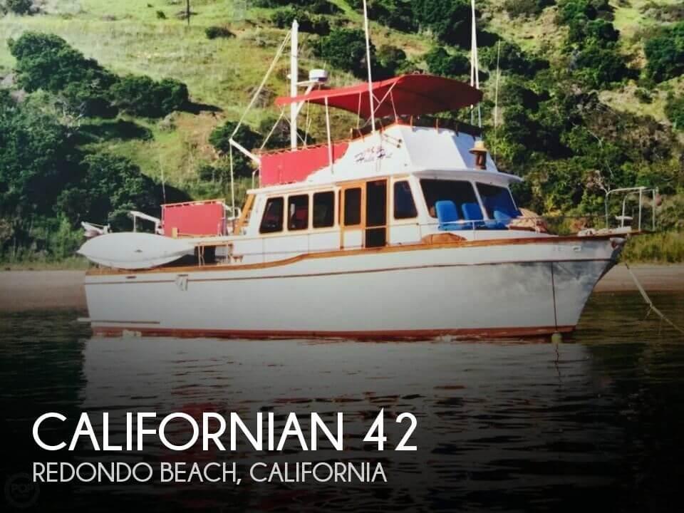 1977 CALIFORNIAN 42