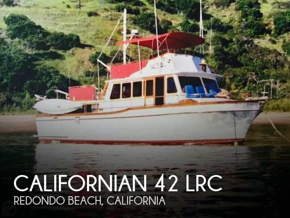 1977 CALIFORNIAN 42 LRC for sale