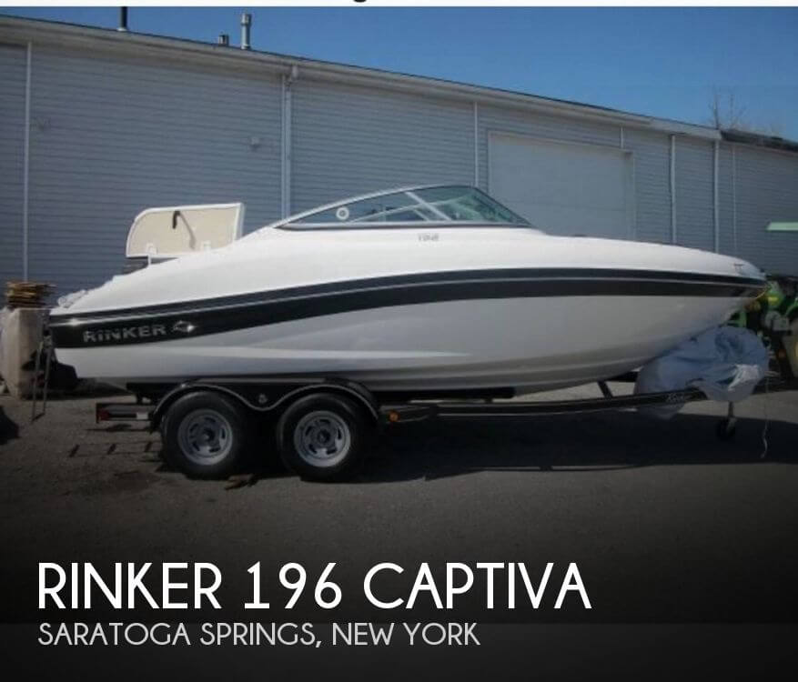 Used Rinker Boats For Sale in New York by owner | 2012 Rinker 20