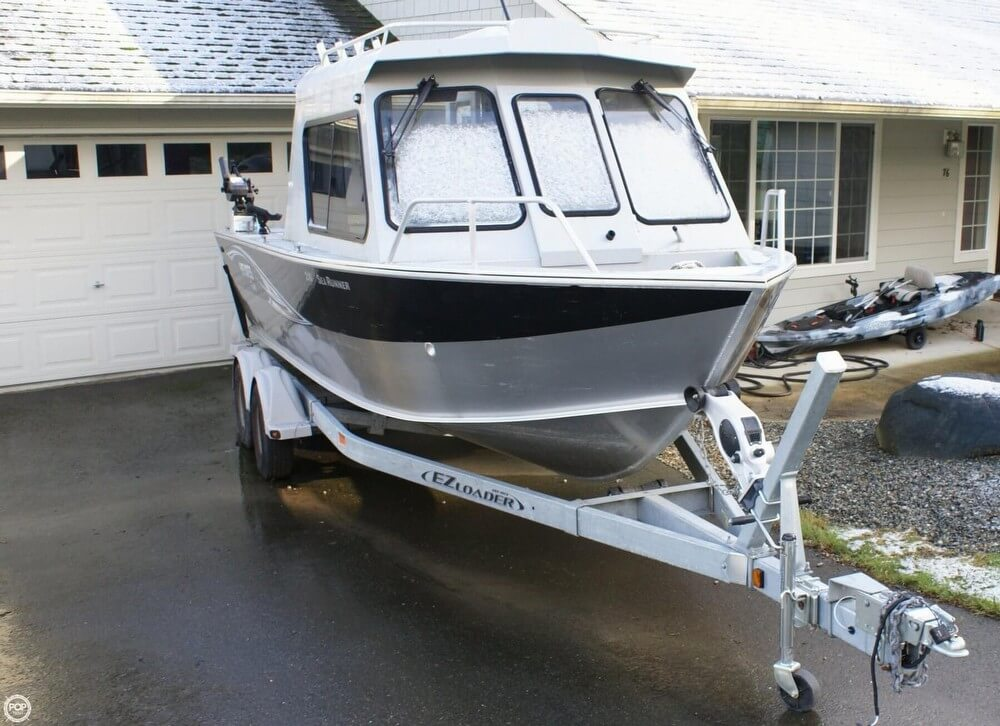 SOLD: Hewes 210 Sea Runner boat in Port Ludlow, WA | 113220