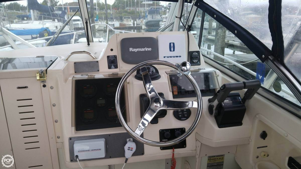2004 Grady-White boat for sale, model of the boat is 232 Gulfstream & Image # 5 of 22