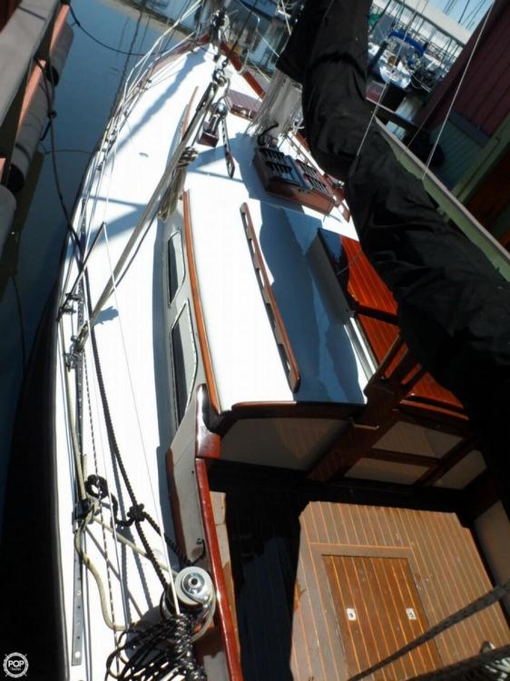1962 Herve Boatyard 42 - Photo #1