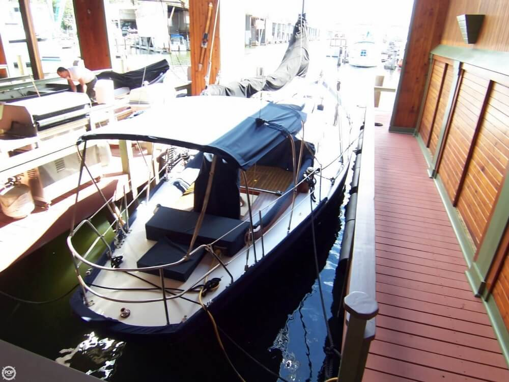 1962 Herve Boatyard boat for sale, model of the boat is 42 French Sloop Racer & Image # 2 of 40