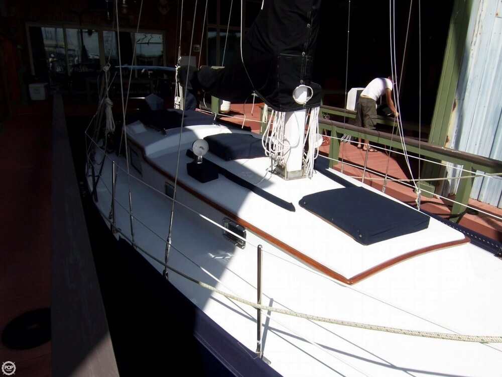 1962 Herve Boatyard boat for sale, model of the boat is 42 French Sloop Racer & Image # 6 of 40