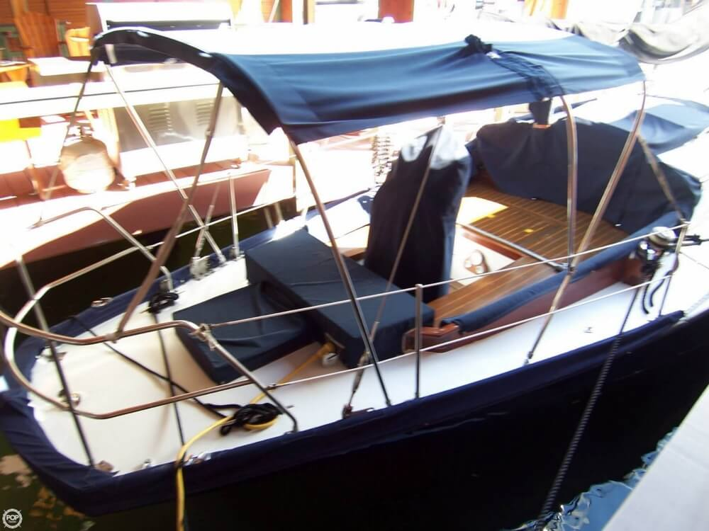 1962 Herve Boatyard boat for sale, model of the boat is 42 French Sloop Racer & Image # 7 of 40