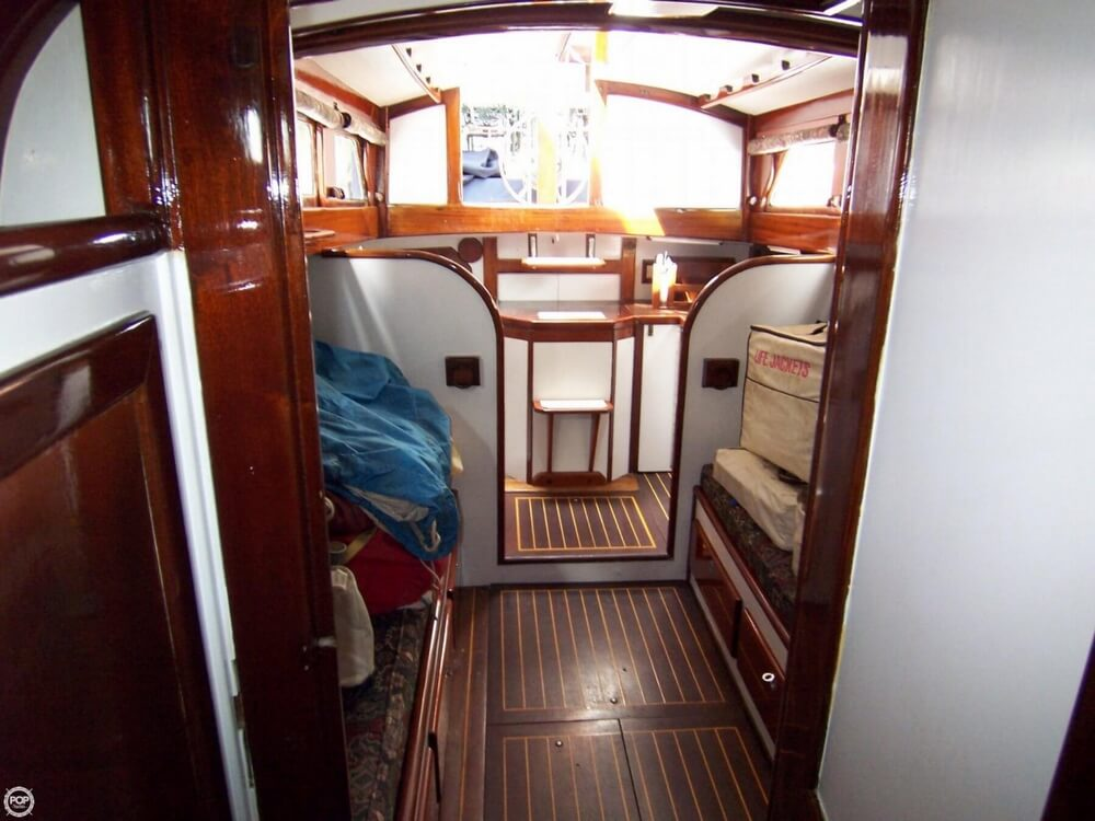 1962 Herve Boatyard boat for sale, model of the boat is 42 French Sloop Racer & Image # 14 of 40
