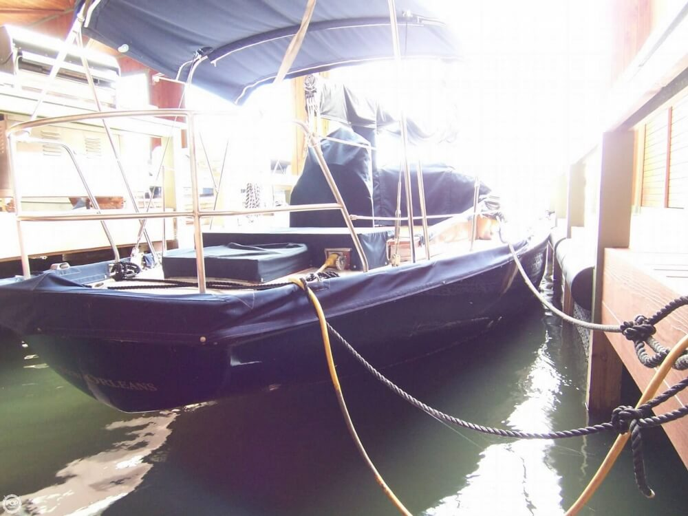 1962 Herve Boatyard boat for sale, model of the boat is 42 French Sloop Racer & Image # 19 of 40