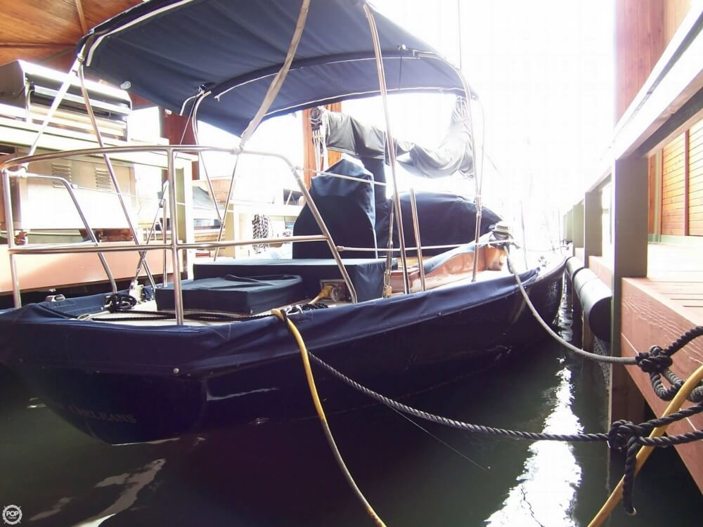 1962 Herve Boatyard boat for sale, model of the boat is 42 French Sloop Racer & Image # 20 of 40