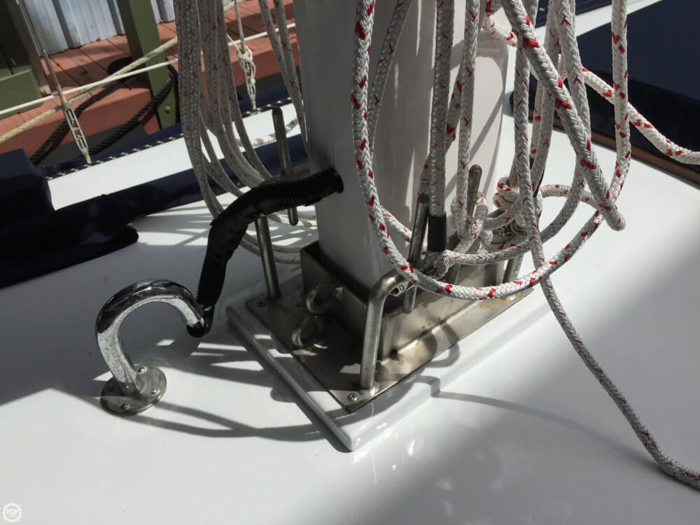 1962 Herve Boatyard boat for sale, model of the boat is 42 French Sloop Racer & Image # 33 of 40