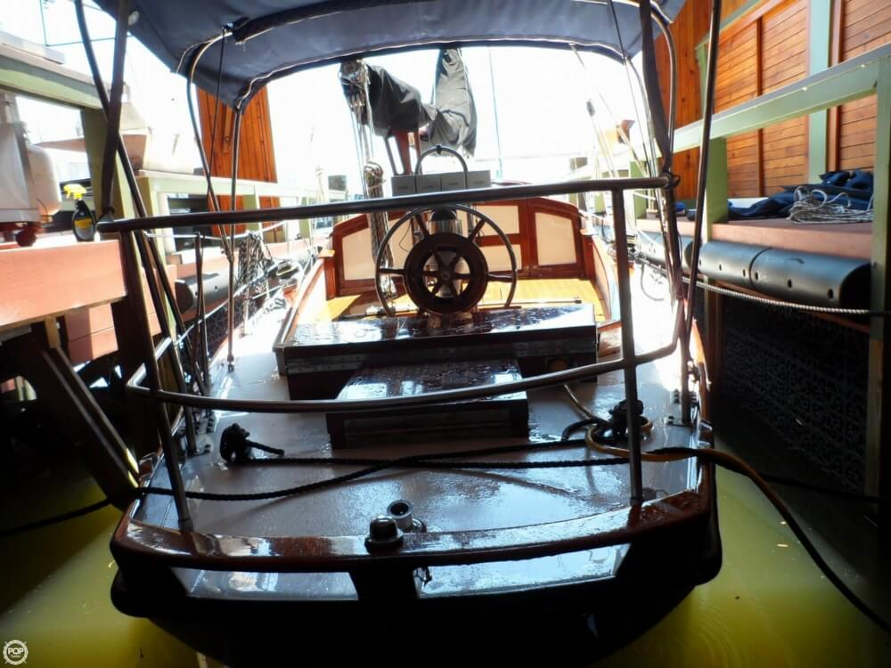 1962 Herve Boatyard boat for sale, model of the boat is 42 French Sloop Racer & Image # 40 of 40