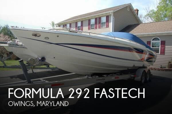 Used High Performance Boats For Sale in Maryland by owner | 2005 Formula 29