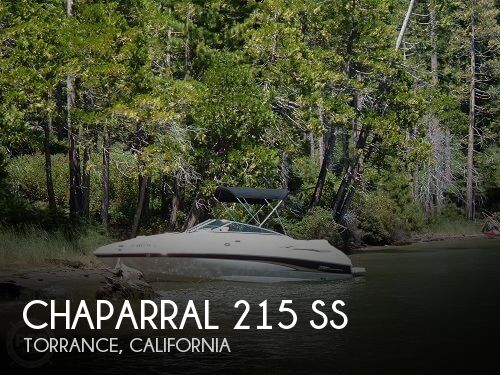 Used Chaparral Boats For Sale in California by owner | 2003 Chaparral 21