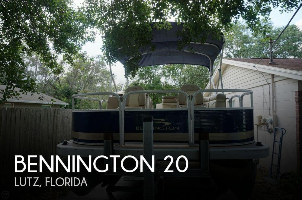 2014 Bennington 20 - Photo #1