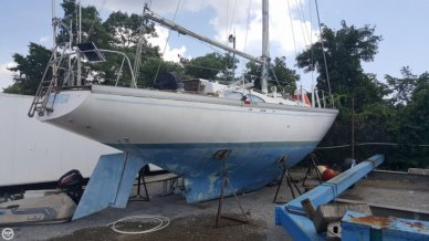 Block Island 40, 40', for sale - $12,500