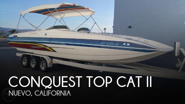 Used Conquest Boats For Sale by owner | 2005 Conquest 28