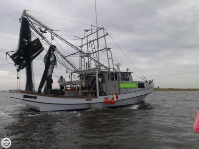 Glass Bay 42 Shrimp Boat, 42', for sale - $125,000