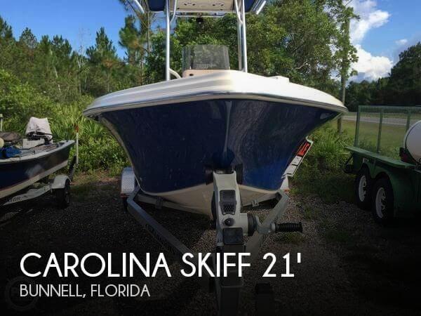 Used Carolina Skiff 21 Boats For Sale by owner | 2016 Carolina Skiff 21