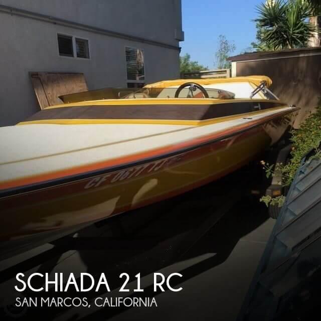 1979 Schiada 21 - Photo #1