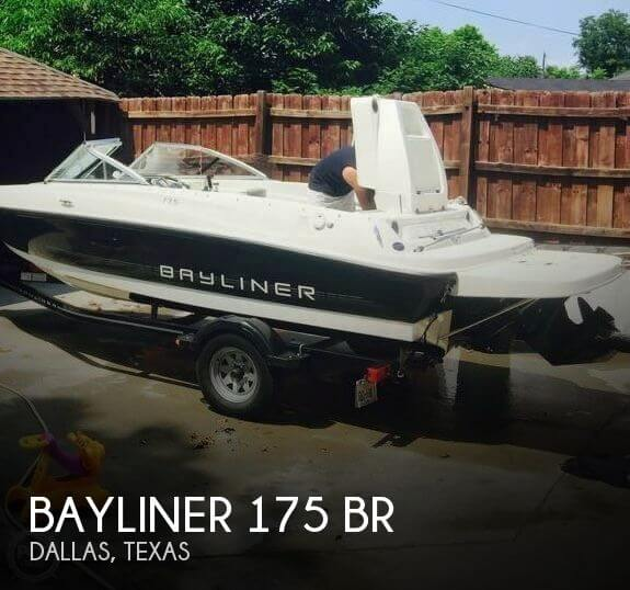 Used Bayliner Boats For Sale in Texas by owner   2012 Bayliner 18