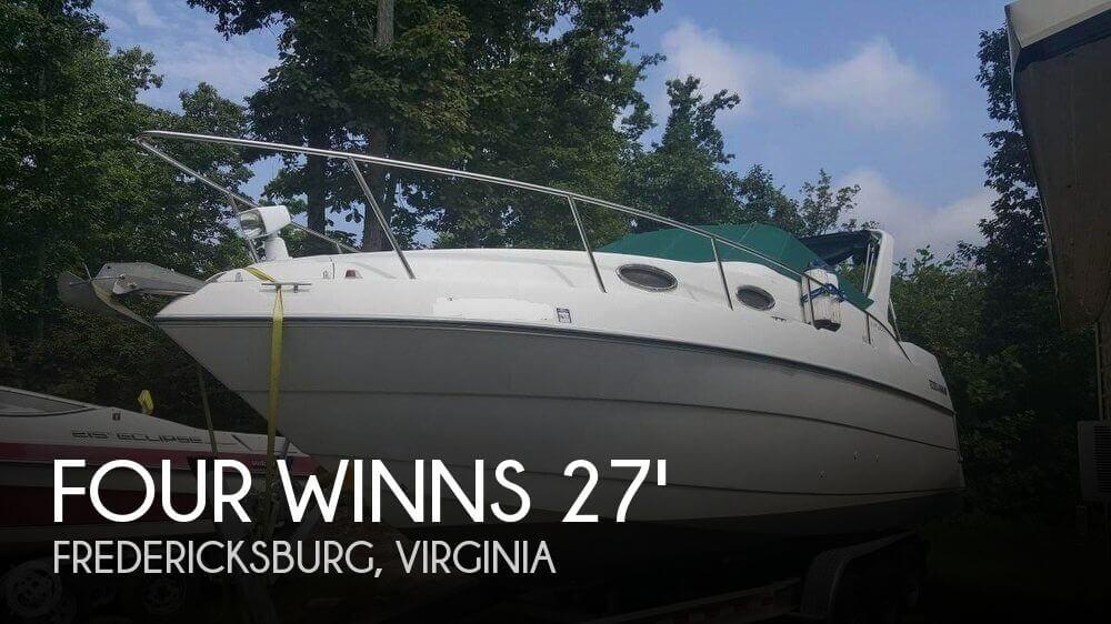 1999 FOUR WINNS 270 VISTA for sale