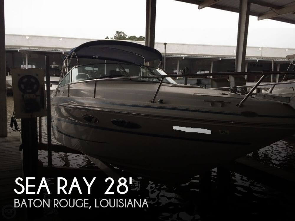 28 Foot Sea Ray 28 28 Foot Motor Boat In Baton Rouge La
