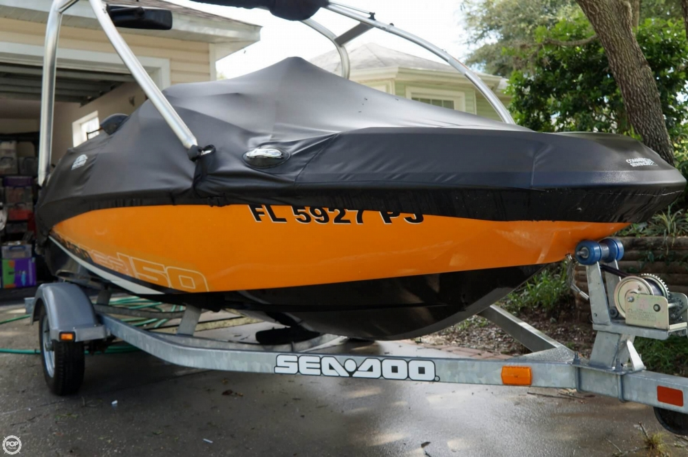 2012 Sea-Doo 15 - Photo #4