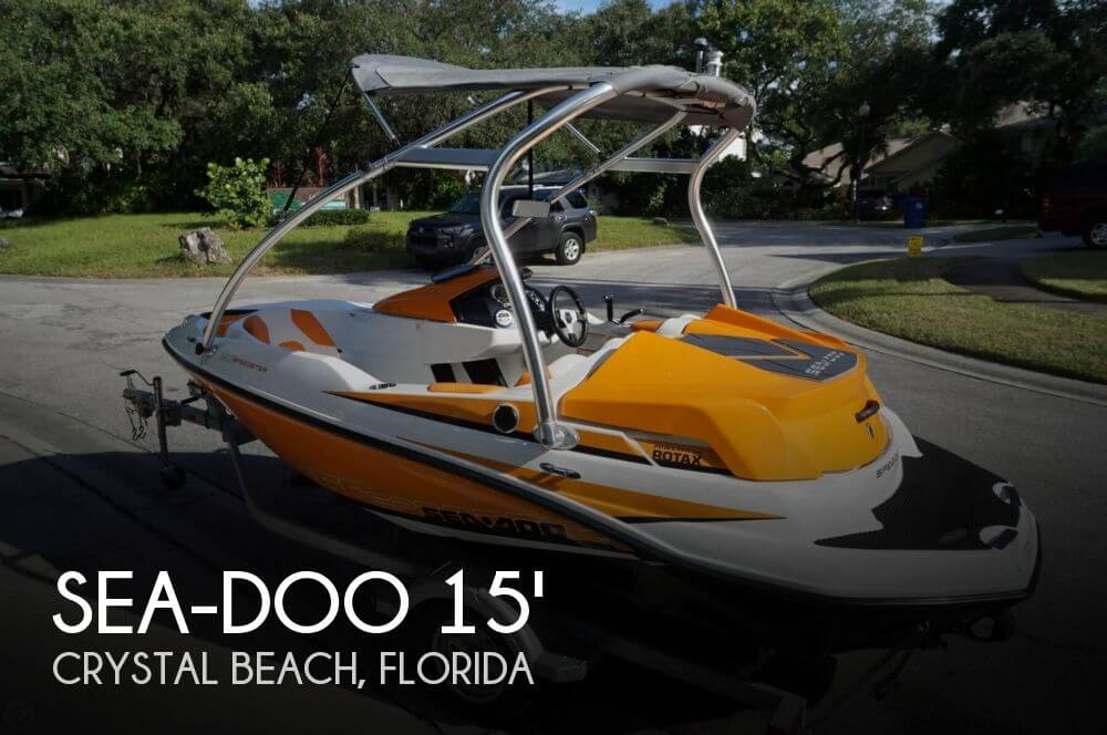 Sea Doo PWC 150 Speedster Jet Boats For Sale - Page 1 of 1