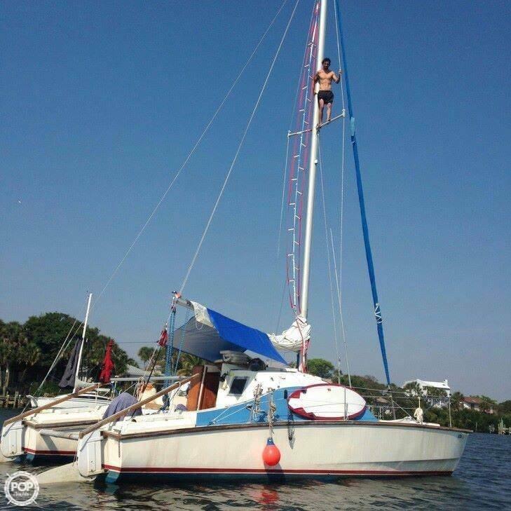 1978 Sailcraft 31 - Photo #1
