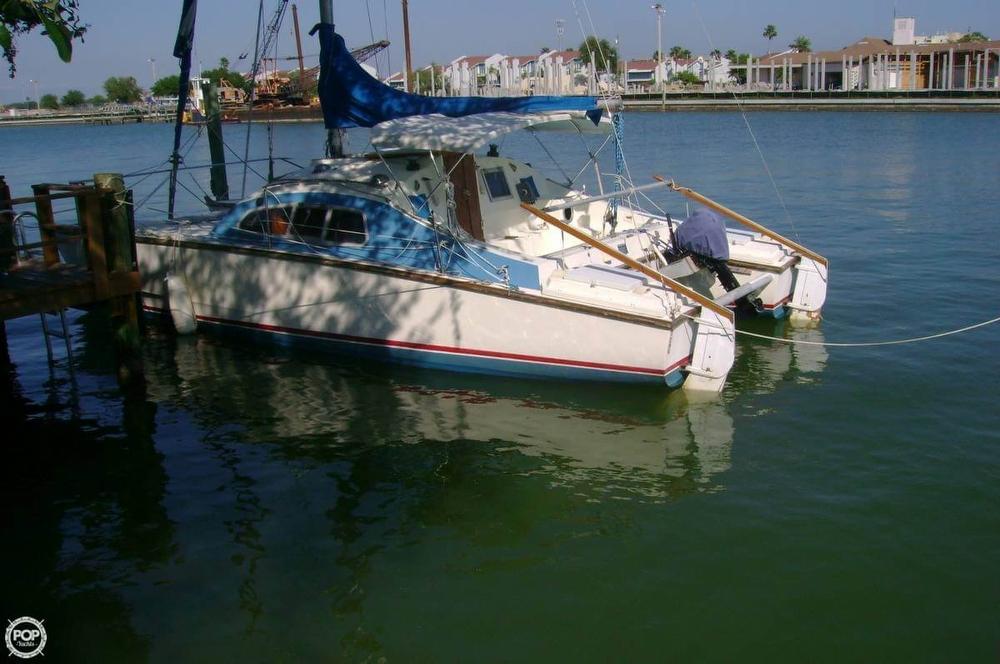 1978 Sailcraft 31 - Photo #2