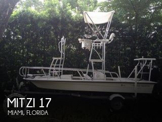 Used Mitzi Boats For Sale by owner | 2007 Mitzi 17