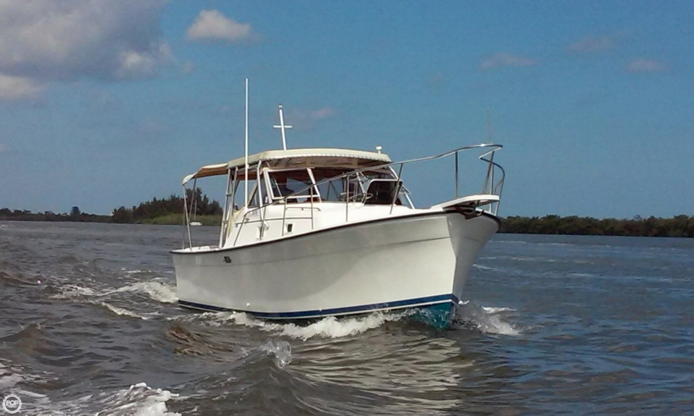 1987 Luhrs 30 - Photo #3