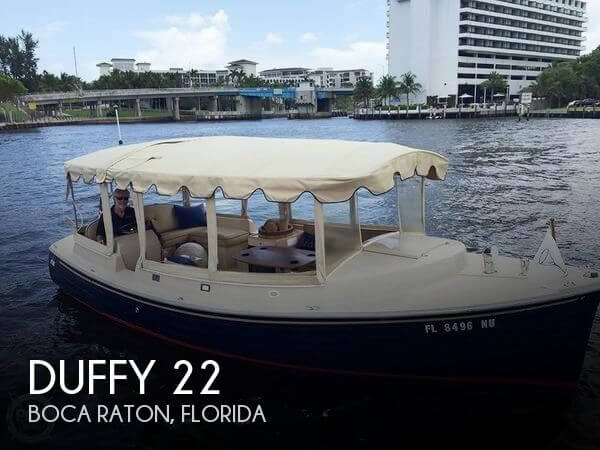 22 foot Duffy 22   22 foot Motor Boat in Boca Raton FL ...