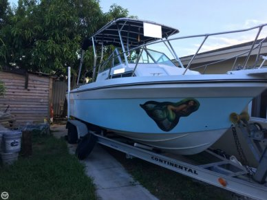 Sportcraft 222 Fishmaster WAC, 23', for sale - $12,000