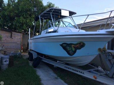 Sportcraft 222 Fishmaster WAC, 23', for sale - $18,000