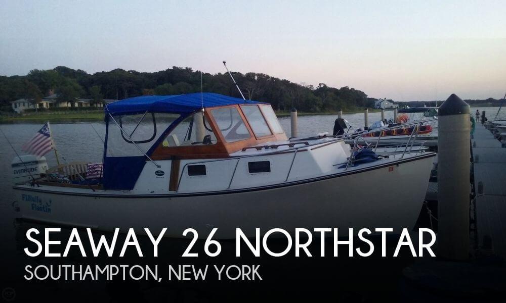 1985 Seaway 26 Northstar