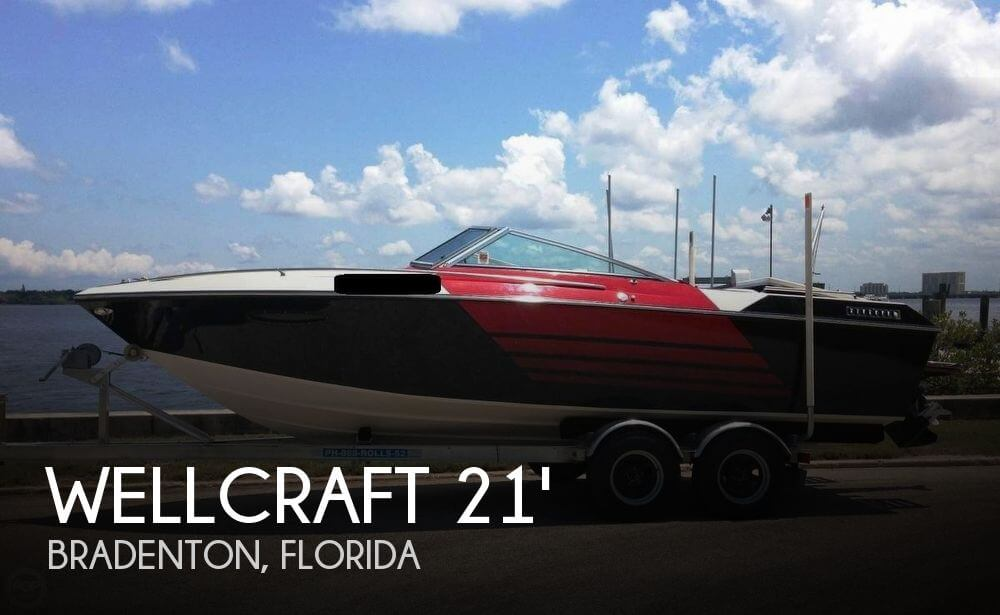 Used Wellcraft 21 Boats For Sale by owner | 1986 Wellcraft 21