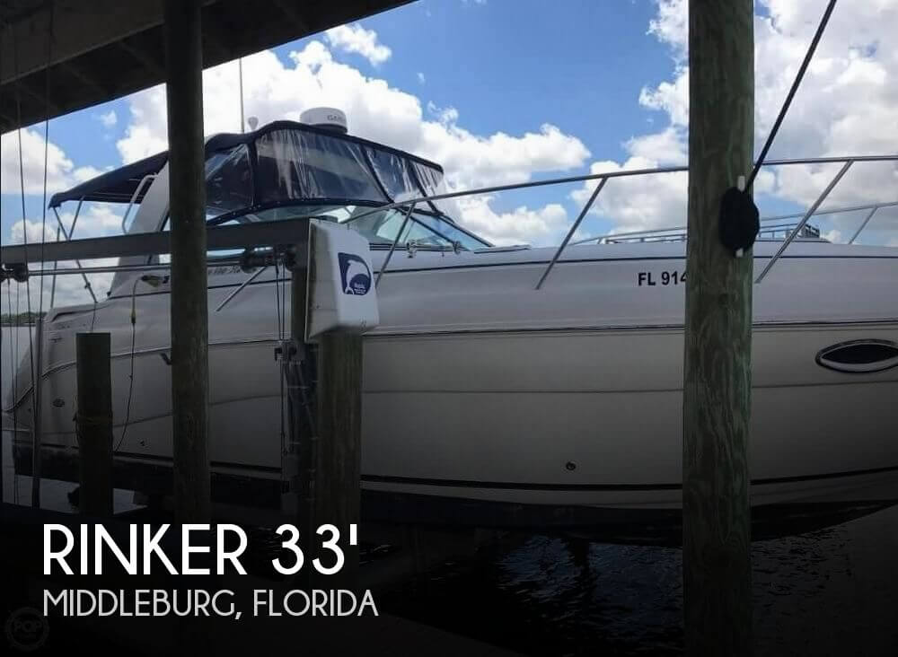 Used Rinker Boats For Sale in Florida by owner | 2005 Rinker 33