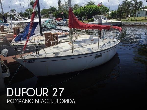 Used Dufour Boats For Sale by owner | 1975 Dufour 27