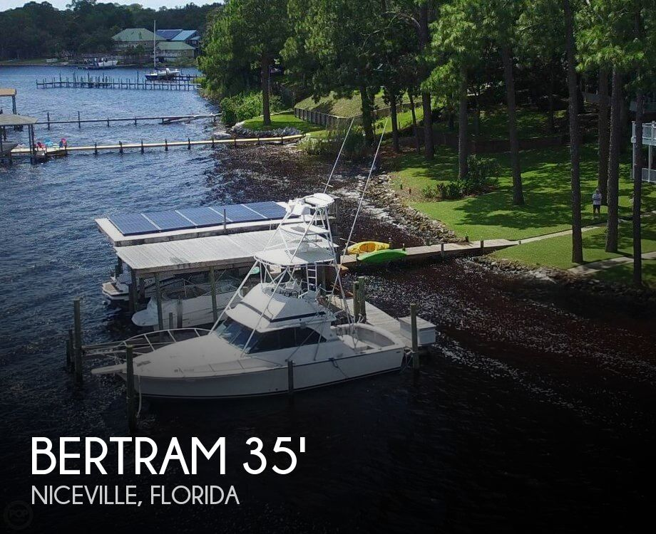 Used BERTRAM Boats For Sale by owner | 1978 Bertram 35