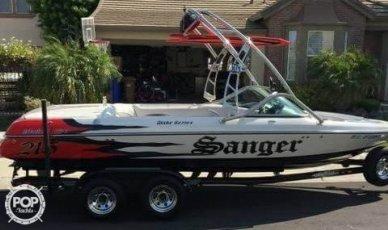 Sanger V215 Wake Series, 21', for sale - $47,900