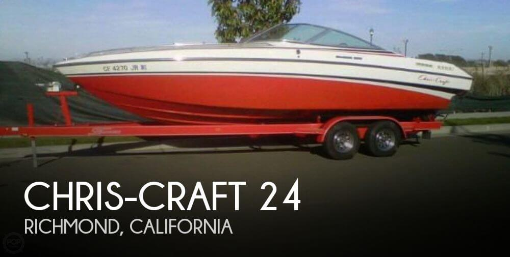 Used Chris-Craft Boats For Sale in California by owner | 1988 Chris-Craft 24