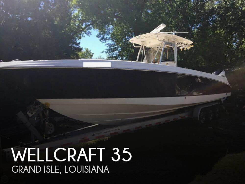 Used Wellcraft Boats For Sale by owner | 2007 Wellcraft 35