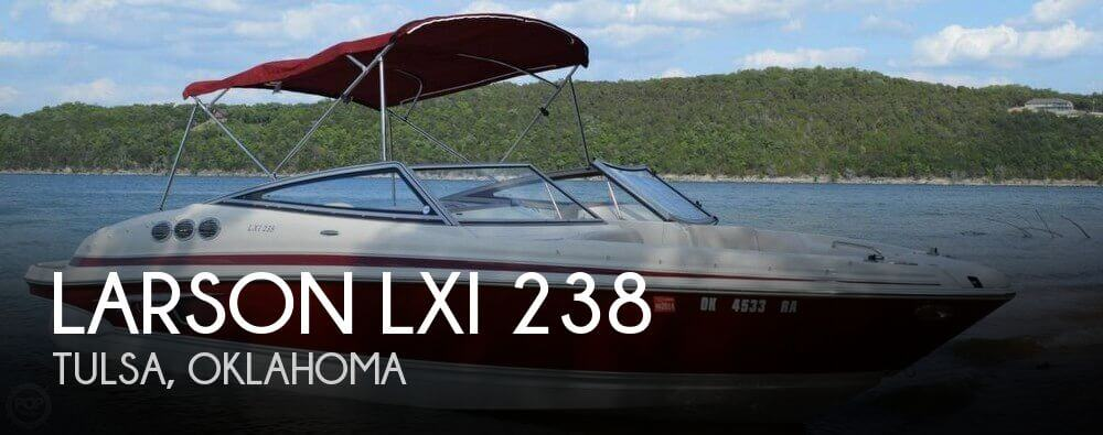 Used Power boats For Sale in Tulsa, Oklahoma by owner | 2011 Larson 24