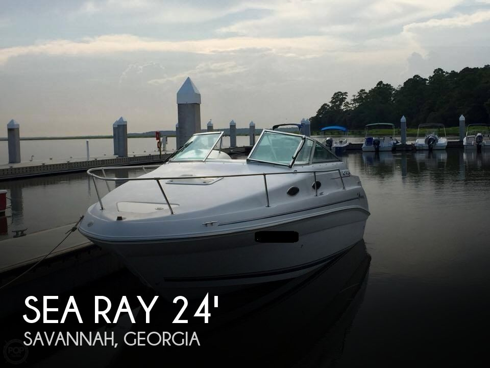 Used Sea Ray Boats For Sale in Georgia by owner | 1997 Sea Ray 24