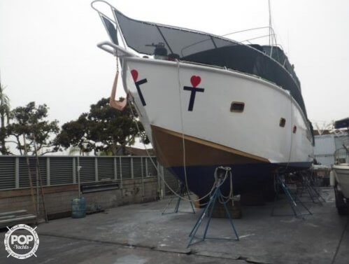 1994 shaw 57 fishing boat for sale in san diego ca for Fishing boats for sale san diego
