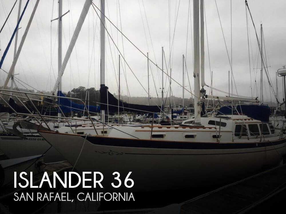 1980 Islander 36 - Photo #1
