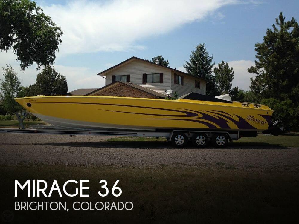 Used Boats For Sale in Denver, Colorado by owner | 1984 Mirage 36