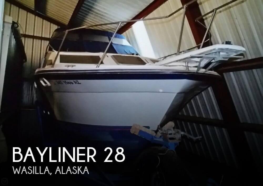 1989 Bayliner 28 - Photo #1